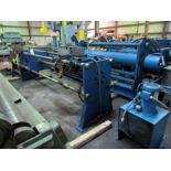 PUSH/PULL SPRING COMPRESSION/FORCING PRESS, Vickers hyd. tank, 1,000 lb. hyd. lift table (LOCATION