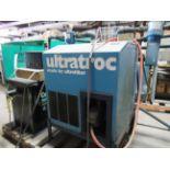 ULTRAFILTER/ULTRATROC AIR DRYER MDL. SD0375-60, Type 446, w/condenser unit, S/N 003/13144/19. Seller