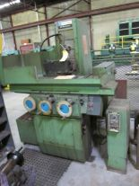 Lot 94 - SURFACE GRINDER, BROWN & SHARPE, 818 MICROMASTER II, 460 v., 3-phase, 60 hz., S/N 523-8186-9321,