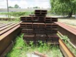 "Lot 14 - C CHANNEL 1,2, AND 3: (128 pieces) of 10"" channel, 25-lb., 32' long, 52 tons. Seller will load for"