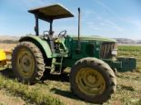 Lot 104 - (2006) John Deere mod. 6420, MFWD, 4-Spd Semi-Automatic Farm Tractor, 3pt. Hitch.
