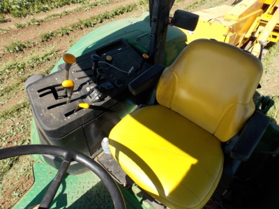 Lot 103 - (2009) John Deere mod. 6430, MFWD, 4-Spd Semi-Automatic Farm Tractor, 3pt. Hitch & PTO