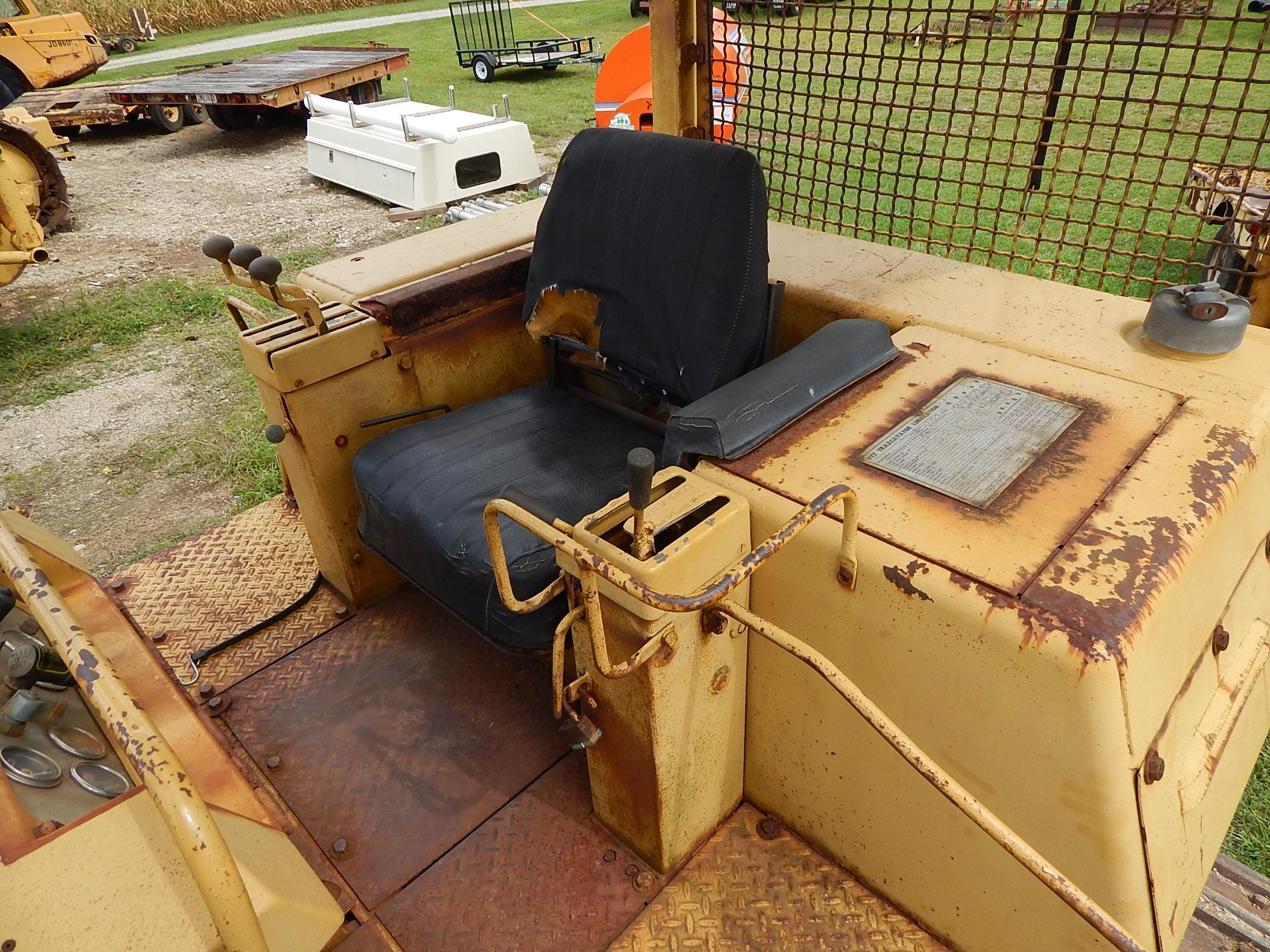 Lot 198 - Caterpillar 977K Crawler Loader, 170 HP, 2.5 Yd. 8 ft 4-Way Bucket, OROPS, 10,352 Hours, sn 11K2609