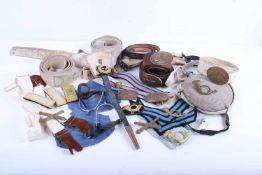 Ensemble de reproduction d'accessoires d'uniforme de la Guerre de sécession pour le théâtre