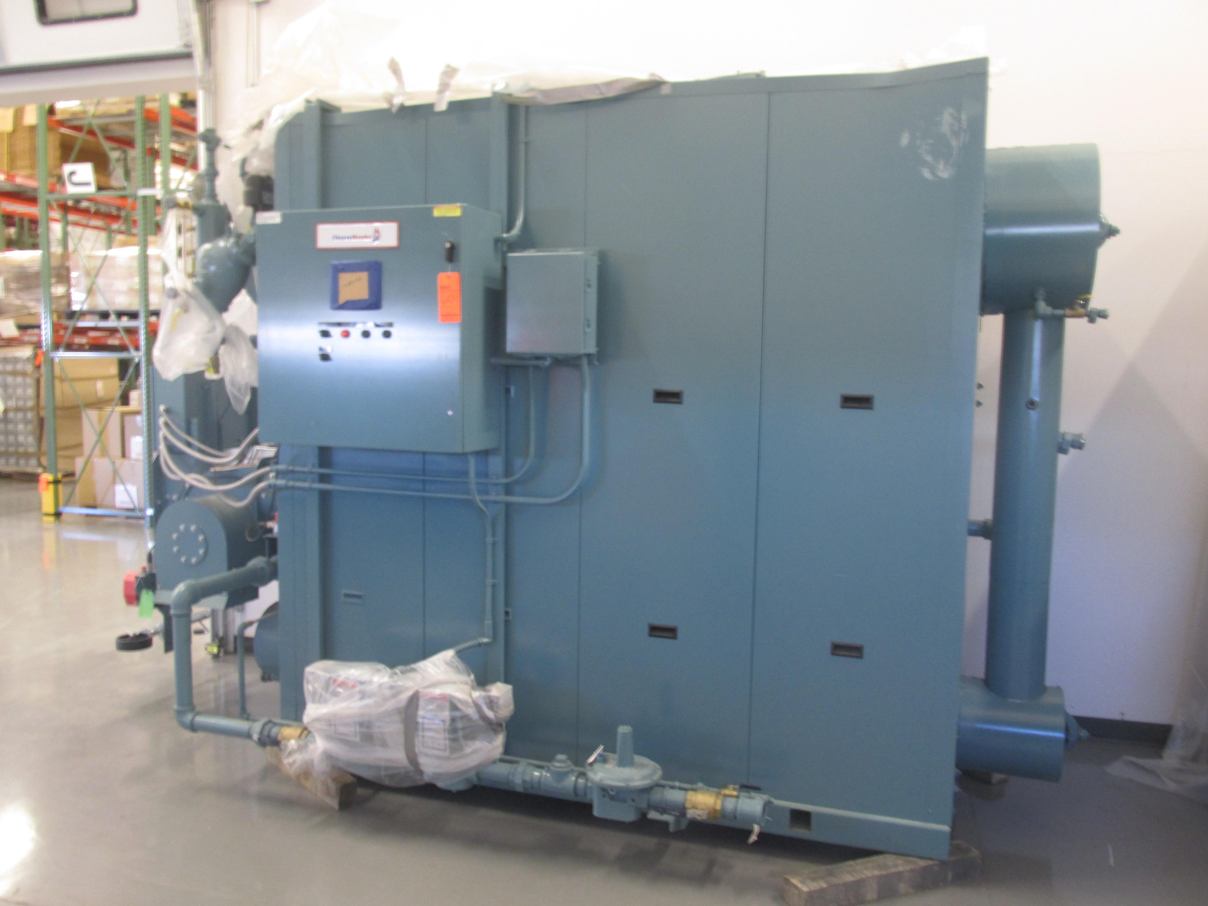 2015 Cleaver Brooks flex tube water / steam boiler mn FLX-700-600 ...