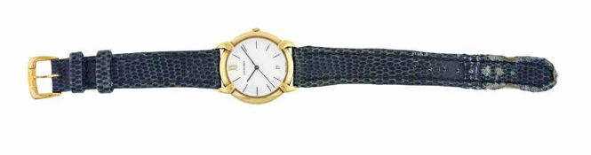 OROLOGIO CHAUMET PARIS, A ORO 18 KT| CHAUMET PARIS Chaumet Paris, orologio oro 18 kt, movimento al