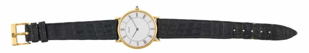 OROLOGIO PIAGET| PIAGET WATCH Orologio Piaget, cassa 30 mm in oro extra piatto, carica manuale,