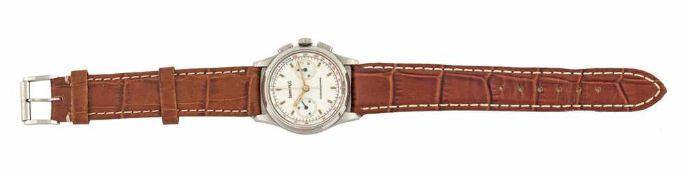 OROLOGIO EBERHARD & CO, CONTOGRAF ACCIAIO| EBERHARD & Eberhard & Co, orologio contograf acciaio,
