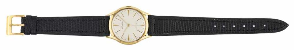 OROLOGIO LECOULTRE, A ORO 14 KT| LECOULTRE 14 KT GOLD LeCoultre, orologio in oro 14 Kt, cassa 34 mm,