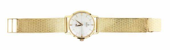 OROLOGIO OMEGA AUTOMATICO| OMEGA AUTOMATIC WATCH Orologio Omega automatico in oro giallo con