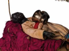 GIOVANE SERVITORE MORO DORMIENTE | YOUTH SERVICE MUST BE DURING Giovane servitore moro dormiente,