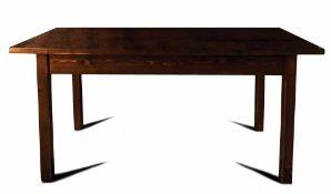 TAVOLO D'APPOGGIO | TABLE Tavolo d'appoggio creato come base per la teca presepiale, misure cm