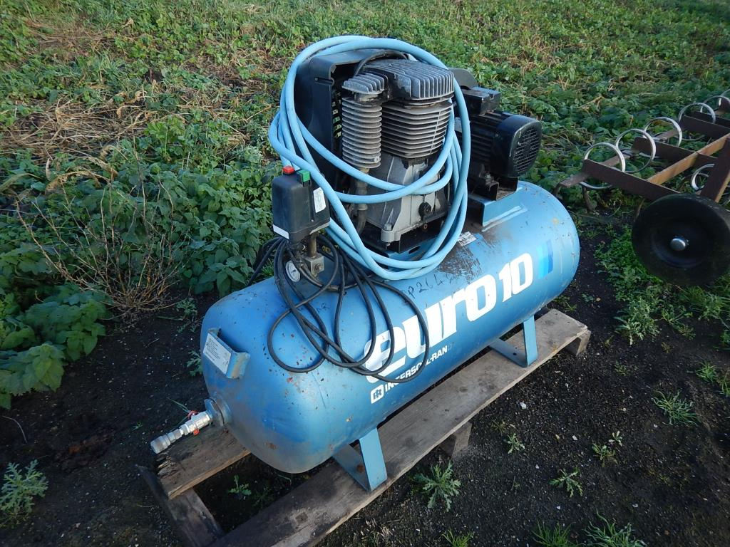 Ingersoll Rand Euro 10 Compressor For Spares
