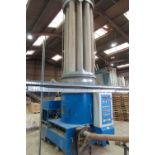 * POR Ecomec Super Oscar Briquetting Press. A 2013 POR Ecomec Super Oscar Briquetting Machine, S/N