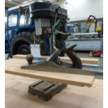 * A Stanley - Bailey No 6 Plane together with a Bench Top Pillar Drill Model PP2505BD