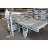 * Leif and Lorentz Type B2 Curtain Coater. A 2015 Leif and Lorentz Type B2 Curtain Coating