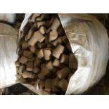 * 50 x Bulk Bags of Briquettes. Basis of Sale: Loaded Onto Buyers Transport Location: Ellesmere