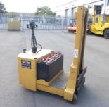 Lot 32 - * Pimespo CTFS Electric Pedestrian Operated Pallet Truck (Spares or Repair) Please note there is