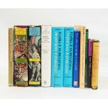"""Various reference books including:- Chaffers """"Marks and Monograms on Pottery and Porcelain"""" Godden,"""