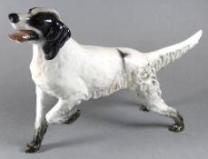 Rosenthal Hund,gemarkt und sign.L- 28cm,H-17cm