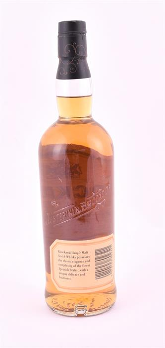 Lot 516 - Knockando Pure Single Malt Scotch Whisky distilled in 1980 and bottled in 1995, 40%, 70 cl.