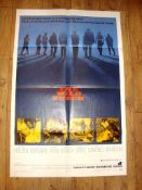 """THE WILD BUNCH (1969) US One Sheet (27"""" x 41"""") Sam Peckinpah's classic brutal Western with an all-"""