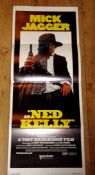 NED KELLY (1970) (Mick Jagger) - US Insert Folded