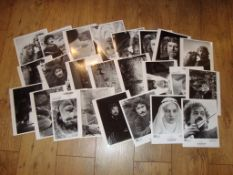 ROBIN HOOD (1991) (Uma Therman and Patrick Bergin) - quantity of black and white movie stills
