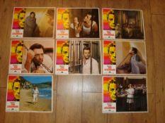 THE STRANGER (1967) Full set of 8 US Lobby Cards