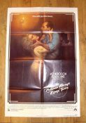 "THE POSTMAN ALWAYS RINGS TWICE (1981) (Jack Nicholson) US One Sheet (27"" x 41"") Folded"