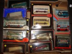 General Diecast - EFE - A selection of buses by EFE as lotted to include a twin pack (12 in 11