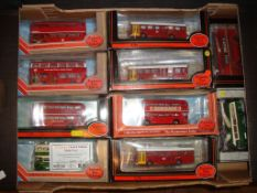 General Diecast - EFE - A selection of buses by EFE as lotted all London Transport Examples (10) (