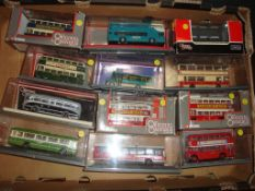General Diecast - Corgi OOC - - A selection of buses by Corgi OOC as lotted (12) (G/VG-BF/G)
