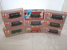 OO Gauge - Lima - A selection of Lima wagons as lotted to include three CWS milk tankers (9) (VG-