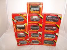OO Gauge - Hornby Railways - A selection of wagons to include a United Dairies milk tanker (13) (