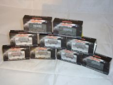 N Gauge - A group of Mathieson limited edition wagons in various liveries including Hodgens and