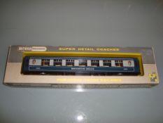 A Wrenn W6004A Pullman coach in Brighton Belle blue/grey livery - Very Good, Good box