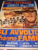 GLI AVVOLTOI HANNO FAME (Two Mules for Sister Sara) (1970) - Clint Eastwood, Shirley McClaine -