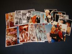 LOST IN SPACE (1965) - Large quantity of colour movie stills. Good