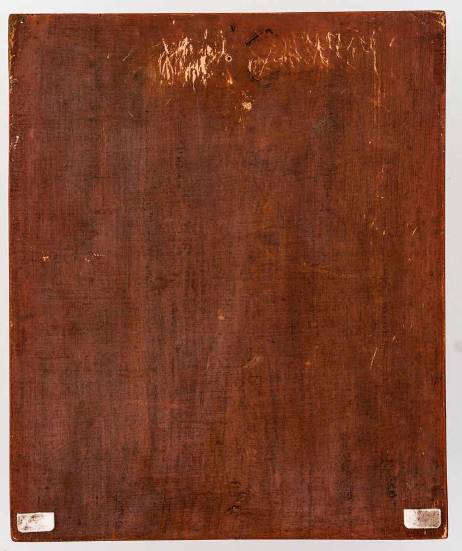 *Gottesmutter von Tschenstochau Russische Ikone, 1. Hälfte 19. Jh. 36 x 30 cm Provenienz: Bayerische - Bild 2 aus 2