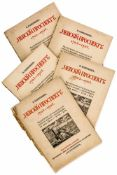 Bozheryanov, I, Nevsky Prospekt 1703 - 1903 Kulturelle und historische Skizze des Lebens in St.