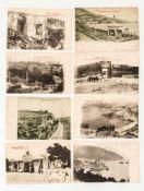 Konvolut Postkarten Krim je ca. 9,5 x 14 cm Provenienz: Norddeutsche Privatsammlung *Postcards of