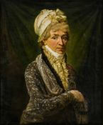 Benois Charles Mitoire, Atelier Prinzessin Natalia Petrowna Galitzine (1741 - 1837) Öl / Leinwand,