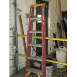 6ft Folding Ladder. HIT# 2188126. Building 2. Asset(s) Located at 1578 Litton Drive, Stone