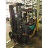 Komatsu FG25ST-16 4-Wheel LP Gas Forklift Truck [propane not included]. MFD: 2007, Hours: 7102.6;