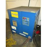 PowerHouse Ferro 100 (CR12FR3B-750) Forklift Battery Charger with dI Controllers, 24V. 12 Cells;