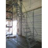12ft Warehouse Ladder. HIT# 2188132. Building 1. Asset(s) Located at 1578 Litton Drive, Stone
