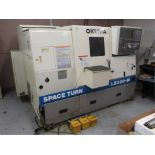 """Turning Center. 1998 Okuma Space Turn LB300-M 3-Axis CNC Turning Center with Live Tool Turret, 8.25"""""""