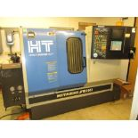 Turning Center. Hitachi Seiki HITEC_TURN20S II 3-Axis CNC Turning Center with 12-Position Tool
