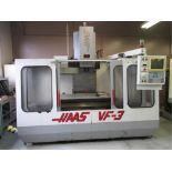 "Machining Center. 1995 Haas VF-3 4-Axis Vertical CNC Machining Center. 40""x 20""x 25"" Table Work"